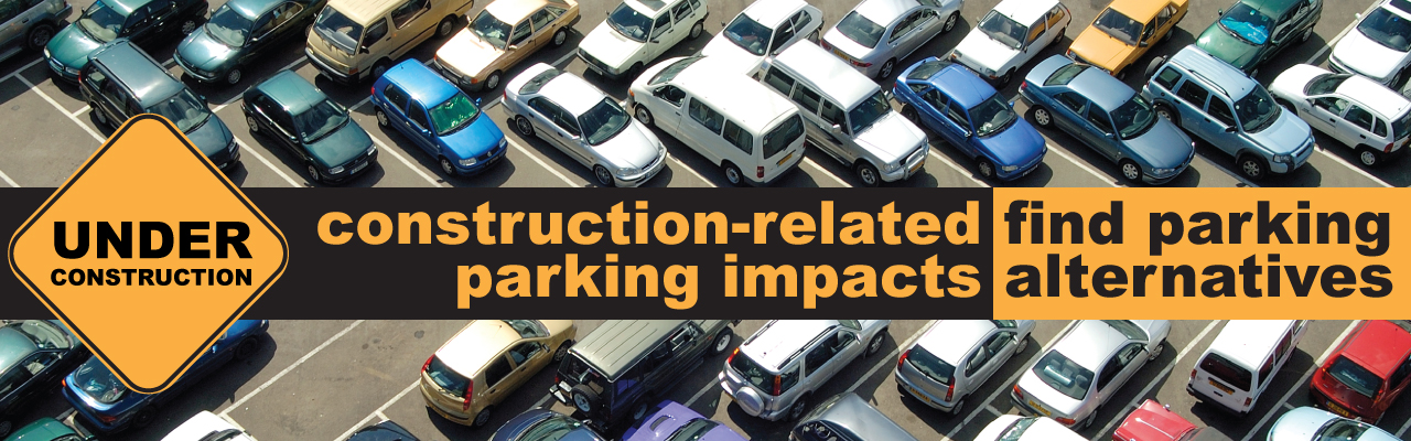 construction related parking impacts