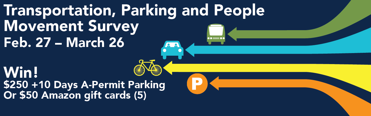 Transportation, Parking and People Movement Survey